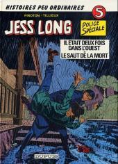 Jess Long -5a1985- Il était deux fois dans l'Ouest - Le saut de la mort