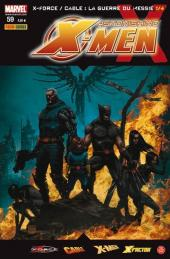 Astonishing X-Men (kiosque) -59- La guerre du messie (1/4)