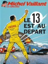 Michel Vaillant - La Collection (Cobra) -5- Le 13 est au départ