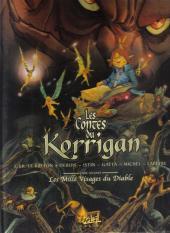 Les contes du Korrigan -2a2003- Livre second : Les mille Visages du Diable