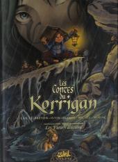 Les contes du Korrigan -3a- Livre troisième : les Fleurs d'écume