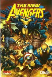 New Avengers (The) (Marvel Deluxe - 2007) -1a- Chaos