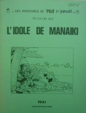 Pompon Rouge (Les Aventures du) -8- L'Idole de Manaiki