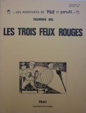 Pompon Rouge (Les Aventures du) -7- Les Trois Feux rouges