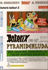 Astérix (en langues étrangères) -6Berl- Asterix und det Pyramidenluda