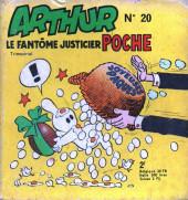 Arthur le fantôme (Poche) -20- Poche n°20