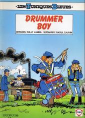 Les tuniques Bleues -31Fina- Drummer boy