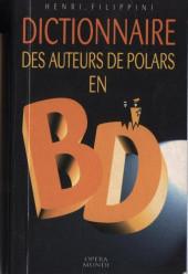 (DOC) Encyclopédies diverses - Dictionnaire des auteurs de polars en BD