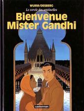 Le cercle des sentinelles -3- Bienvenue Mister Gandhi
