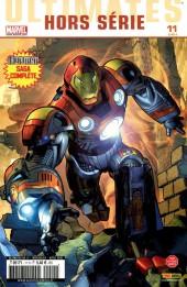 Ultimates (Hors série) -11- La Guerre des armures