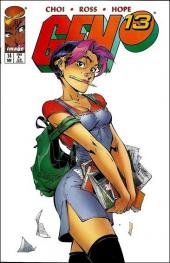 Gen13 (1995) -14- Higher learning