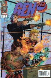 Gen13 (1995) -17- Toy soldiers
