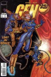 Gen13 (1995) -21- Lost in space