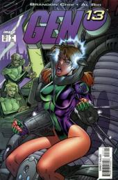 Gen13 (1995) -23- Life in the big city