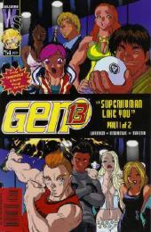 Gen13 (1995) -64- Superhuman like you, part 1 of 2