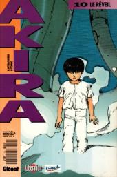 Akira (Glénat brochés en couleur) -10- Le réveil