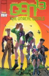 Gen13 (One shots) - The unreal world