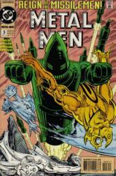 Metal men Vol.2 (DC comics - 1993)