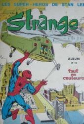 Strange -Rec010- Album N°10 (du n°29 au n°31)