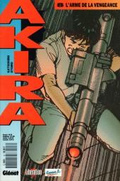 Akira (Glénat brochés en couleur) -8- L'arme de la vengeance