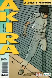 Akira (Glénat brochés en couleur) -7- Joueurs et prisonniers