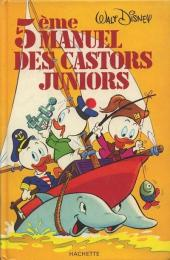 Manuel des Castors Juniors -5- 5ème manuel des Castors Juniors