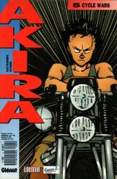 Akira (Glénat brochés en couleur) -5- Cycle wars