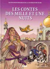 Les incontournables de la littérature en BD -8- Les Contes des mille et une nuits