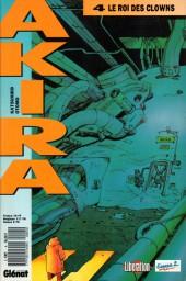 Akira (Glénat brochés en couleur) -4- Le roi des clowns