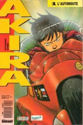 Akira (Glénat brochés en couleur) -1- L'autoroute