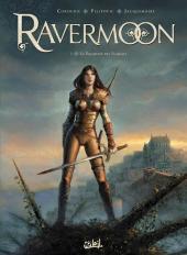 Ravermoon -1- La Promesse des flammes