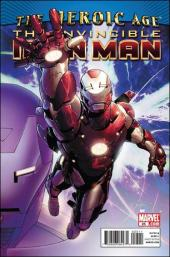 Invincible Iron Man (2008) -25- Stark resilient part 1 : Hammer girls