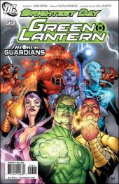 Green Lantern (2005) -53- The new guardians part 1