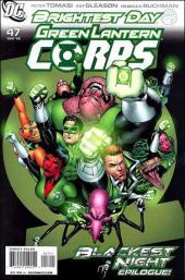 Green Lantern Corps (2006) -47- Goodbye darkness