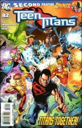 Teen Titans (2003) -82- The taking of Dakota