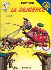 Lucky Luke -32Or- La Diligence