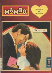Mambo (Arédit, Romantic Pocket) -Rec12- Album N°1159 (n°23 et n°24)