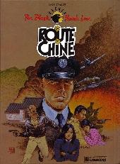 Black Hawk Line (The) -1- La route de Chine