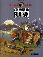 Black Hawk Line (The) -3- A l'ombre du Fuji-San