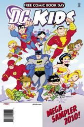 Free Comic Book Day 2010 - DC Kids Mega Sampler 2010!