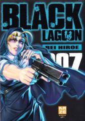 Black Lagoon -7- Volume 7