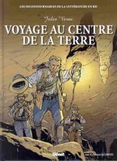 Les incontournables de la littérature en BD -9- Voyage au centre de la Terre