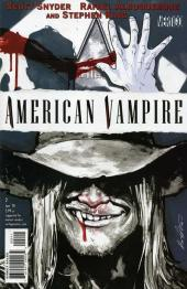 American Vampire (2010) -2- Morning star/deep water