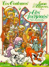 Les centaures (Desberg/Seron) -4- Les Amazones
