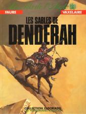 Les fils de l'aigle -3- Les sables de Denderah