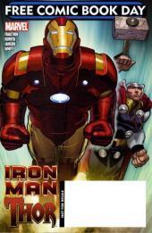 Free Comic Book Day 2010 - Iron Man - Thor: Fair weather