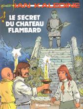 Ian Kalédine -9- Le secret du château Flambard