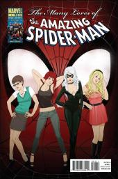 Many Loves of the Amazing Spider-Man (The) (2010) - The many loves of the Amazing Spider-Man