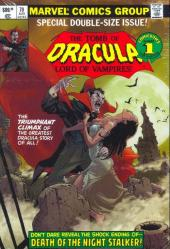 Tomb of Dracula (The) (Omnibus)