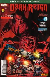 Couverture de Dark Reign -8- Utopia (2/5)